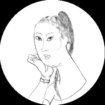 mochi-autoportrait-circle
